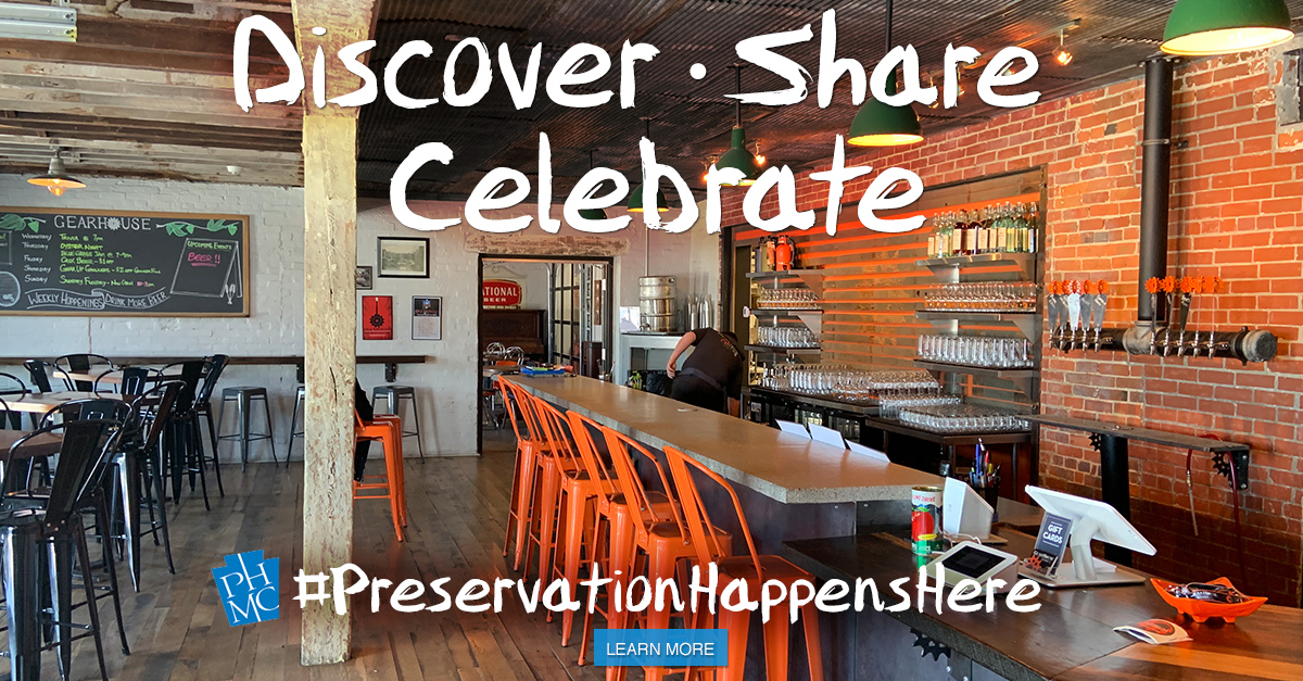 Discover Preservation with PA SHPO