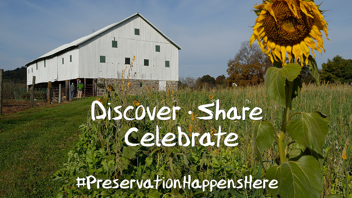 Discover, Share & Celebrater with the Pennsylvania State Historic Preservation Office