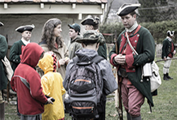 Conrad Weiser Homestead - Charter Day 2016